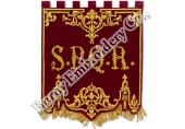 Embroidery Pennants