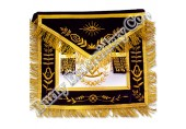 Masonic Regalia Hands Embroidered Aprons