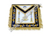 Super Quality Masonic Regalia Hands Embroidered Bullion Wire Aprons