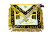 High Quality Masonic Hands Embroidered Aprons