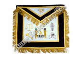 Embroidered Bullion Wire Regalia Aprons