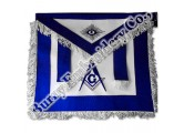 Blue Masonic Regalia Braid Fringe Aprons