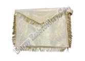 Embroiderey Bullion Wire Aprons