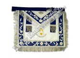 Masonic Regalia Hands Embroidery Bullion Wire Aprons