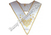 Masonic Fraternal Regalia Embroidery Hands Made Collars