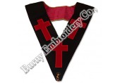 Regalia Hands Embroidered Collar