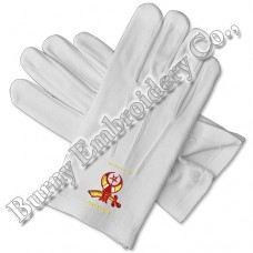 Hands Made Cotton Gloves