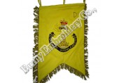 Masonic Regalia Flute Band Pipe Banners