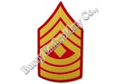 Machine Embroidery Chevrons