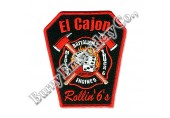 Uniform Accessories Machine Embroidery Badges Patch