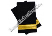 Military Police Epaulettes Slip On