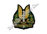 Bullion Blazer Hands Embroidery Badges