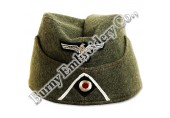 German World War II Caps